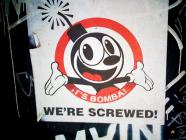 Bomba says We're Screwed!