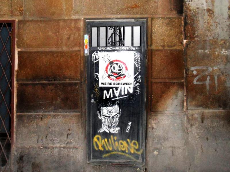 Bomba in Barcelona