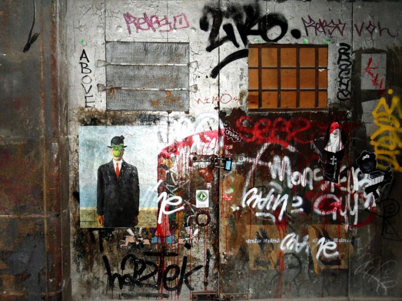 Barcelona Wall