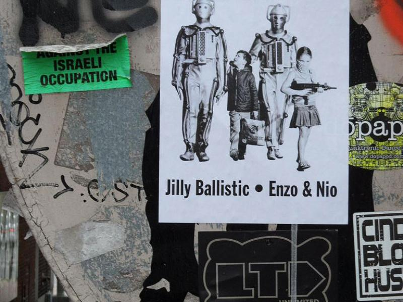 Enzo and Nio/Jilly Ballistic