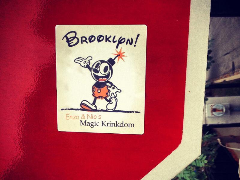 Brooklyn! Magic Krinkdom - Chicago